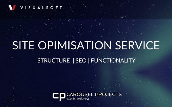 Visualsoft Site Optimisation Service